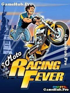 Tải Game Moto Racing Fever 3D Crack Cho Java miễn phí
