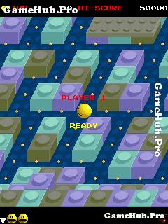 Tải Game PacMan 3D Cho Java Crack Miễn Phí