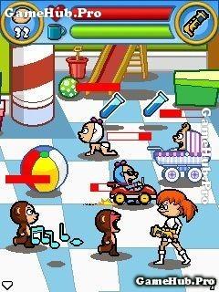 Tải Game Raving Babies - Chiến Trường Vui Nhộn Crack