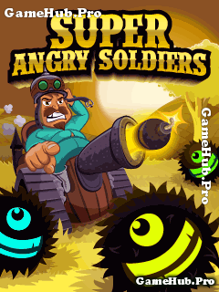 Tải Game Super Angry Soldiers Crack Cho Java miễn phí
