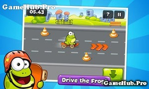 Tải Game Tap the Frog HD Apk Cho Android miễn phí