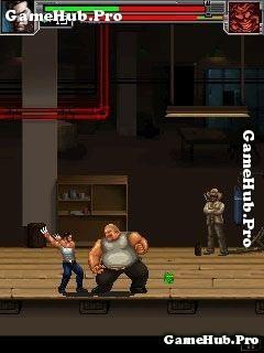 Tải Game X-Men Origins Wolverine Người Sói Cho Java
