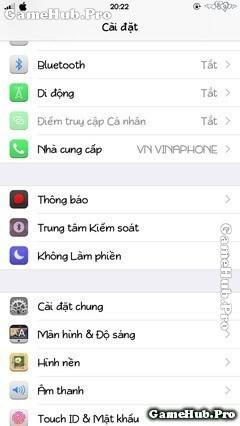 Hướng dẫn cách ẩn tin nhắn thông báo màn hình cho iPhone