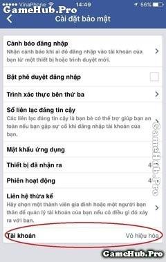 Thủ thuật dùng Messenger khi xóa/khóa tài khoản Facebook