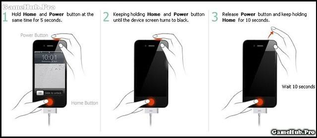 Hướng dẫn cách khôi phục cài đặt gốc điện thoại iPhone
