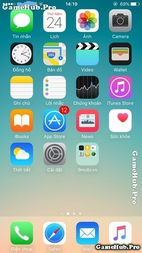 Hướng dẫn nâng cấp lên iOS 9.3.2 cho máy iPhone, iPad