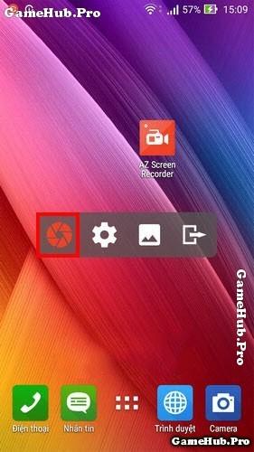 Hướng dẫn cách quay màn hình trên điện thoại Android