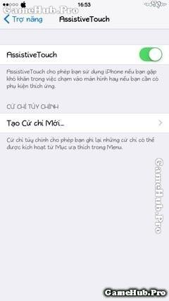 Hướng dẫn cách sửa khắc phục nút Home iPhone bị kẹt