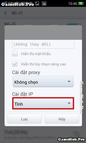 Hướng dẫn sửa lỗi không bắt được Wifi điện thoại Oppo