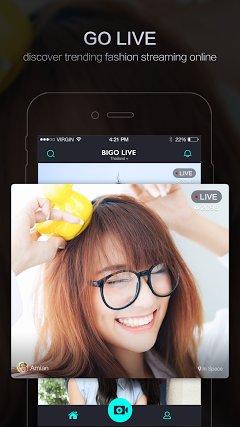 Tải Bigo Live - Ứng dụng Live phát trực tuyến Android