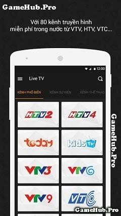 Tải FPT Play Apk - Ứng dụng xem Video, Phim cho Android