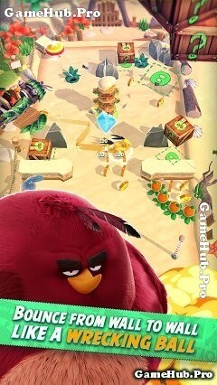 Tải game Angry Birds Action - Hành động Cho Android apk