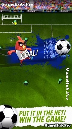 Tải Game Angry Birds Goal! Hack Mod Tiền Cho Android