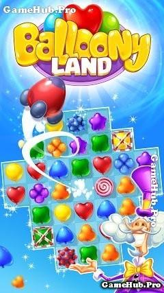 Tải game Balloony Land - Xếp Hình Bong Bóng Android