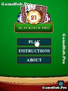 Tải game Blackjack Pro - Chơi Casino Offline cho Java