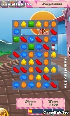 Tải game Candy Crush Saga Apk - Đồ ngọt cho Android