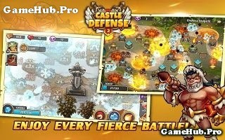 Tải game Castle Defense 2 - Chiến thuật thủ thành Android