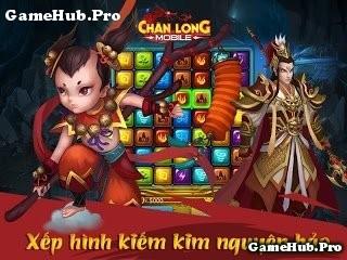 Tải game Chân Long Mobile - Nhập vai Chiến thuật HD