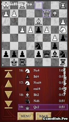 Tải game Chess Free - Chơi cờ vua Trí Tuệ cho Android