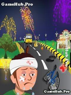 Tải game Cracker Chase - Chạy xe đạp vượt thử thách