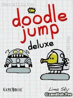 Tải game Doodle Jump Deluxe - Nhảy Vô Cao Tận cho Java
