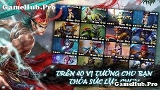 Tải game DOT VN - Tây Du Đại Chiến game MOBA Android