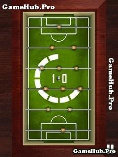 Tải game Euro Foosball 2016 - Đá Bóng Bi trên Bàn Java