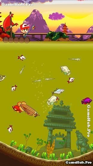 Tải game Fishing Break - Câu cá vui nhộn cho Android