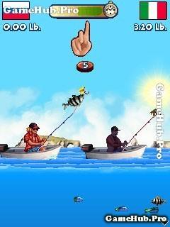 Tải game Fishing Off The Hook 1 và 2 Câu Cá Cho Java