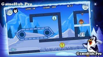 Tải game Frozen Penguin 2 - Giải cứu Chim Cánh Cụt Java
