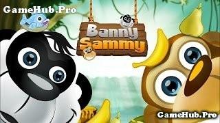 Tải game Gấu Banny Khỉ Sammy - Giải đố hay cho Android
