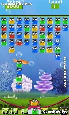 Tải game Jelly Belly Blast - Bắn bóng Dưới Biển Java