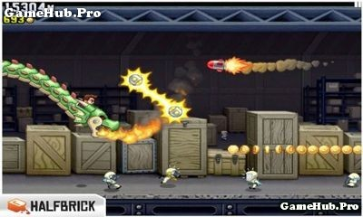 Tải game Jetpack Joyride Apk - Phiên bản mới cho Android