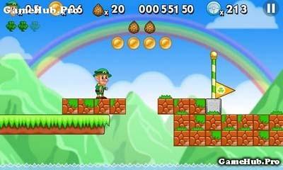 Tải game Lep's World - Mario giải cứu công chúa Android