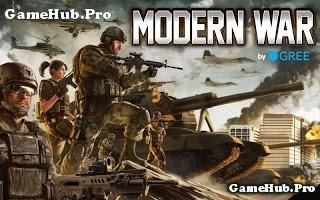 Tải game Modern War by GREE đế chế quân sự cho Android