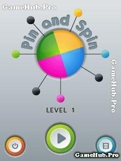 Tải Game Pin and Spin - Ném Tiêu Giải Trí Hay cho Java