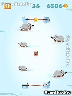 Tải Game Polar Pong - Nhặt lượm Vàng cực hay cho Java