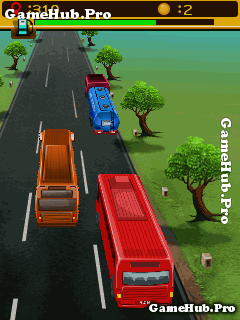 Tải game Red Bus Express 3D - Lái Xe Bus 3D cho Java