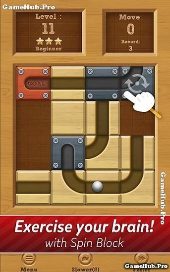 Tải game Roll the Ball - Câu đố trí tuệ cho Android
