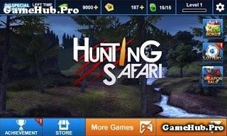 Tải game Săn Thú Hoang Dã 3D cho Android apk miễn phí
