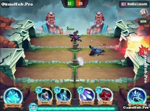 Tải game Spellbinders - Chiến thuật MOBA cho Android