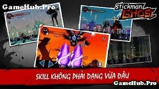 Tải Game Stickman Ghost Ninja Mod Hack cho Android