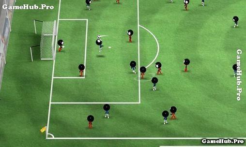 Tải game Stickman Soccer 2016 cho Android apk miễn phí