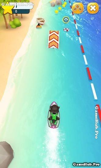 Tải game Talking Tom Jetski đua thuyền cho Android apk