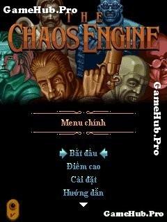 Tải game The Chaos Engine - Người Máy Nổi Loạn Việt Hóa