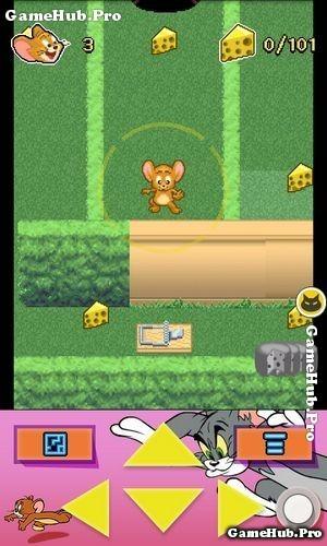 Tải game Tom and Jerry apk - Phiêu lưu cho Android