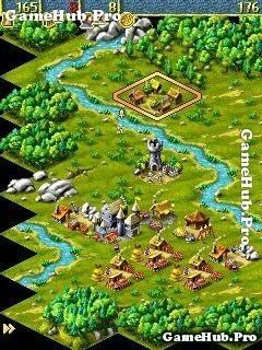 Tải Game Townsmen 5 - Chiến Thuật Tiếng Việt Cho Java