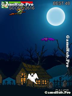 Tải game Wild Witch Ride - Phù Thủy Diệt Ma cho Java