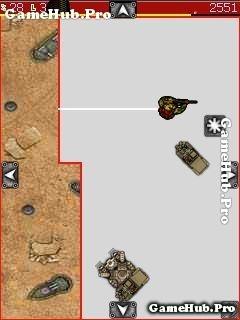 Tải game Xonix Assault - Chàng lính dũng cảm cho Java