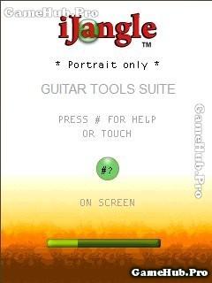 Tải Guitar Tuner cho Java - Chơi đàn Guitar cực hay